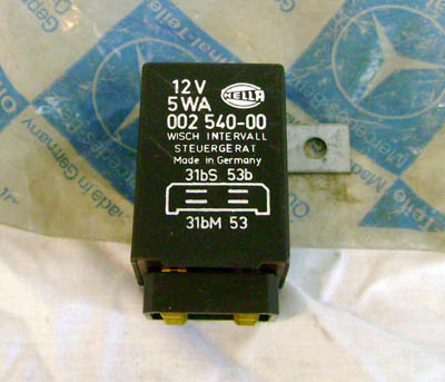 Unimog 2 Speed Wiper Relay