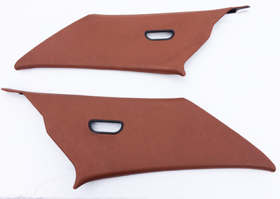 W123 C Pillar Covers