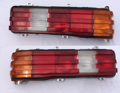 W123 Tail Lights