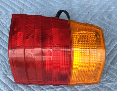 W123 wagon tail lights