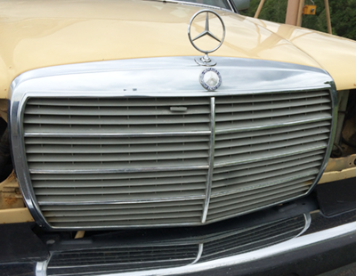 Mercedes Benz W123 Parts | VonsMog