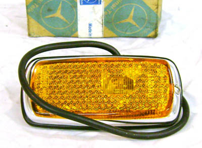 Unimog Side Marker Light