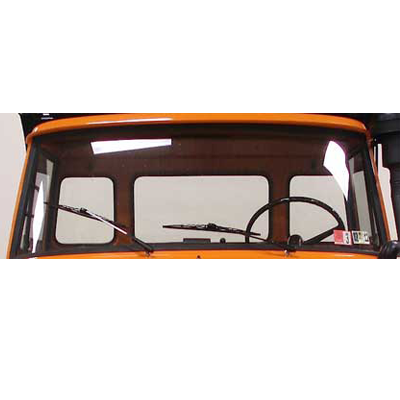 Unimog Windshield