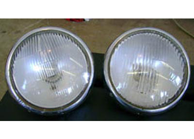 Unimog 406-416 Headlights