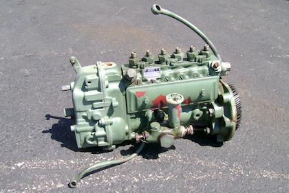 Used Mercedes Benz Unimog Parts